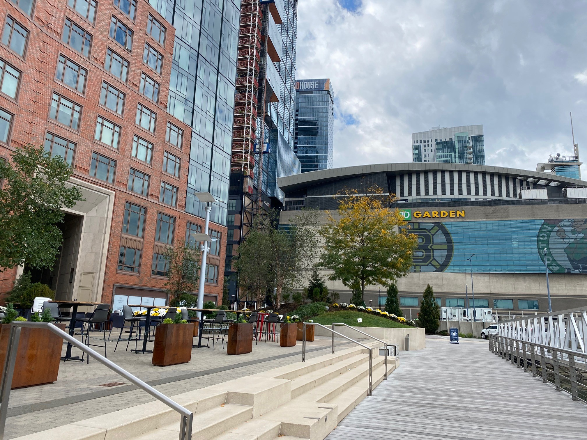 Lovejoy Wharf at North Station